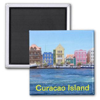 Imán de la isla de Curaçao