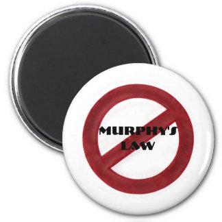 Imán de la ley de Murphy de la derogación