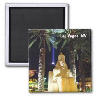 ¡Imán de la noche de Las Vegas!