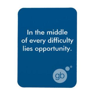 Imán de la oportunidad