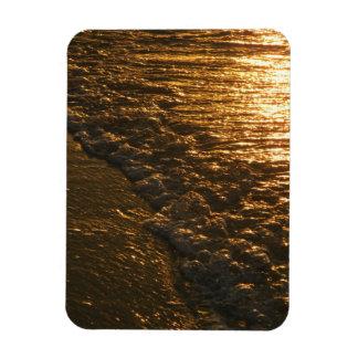 Imán de la resaca del oro, serie de la salida del