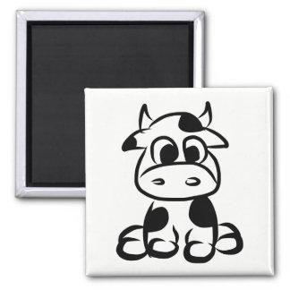 Imán de la vaca