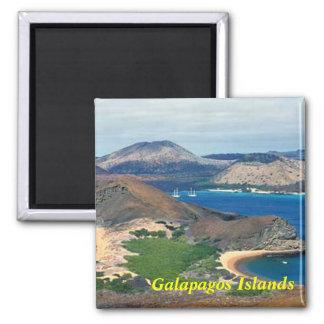 Imán de las islas de las Islas Galápagos
