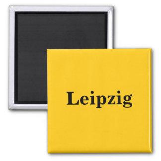 Imán de Leipzig - escudo oro Gleb