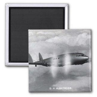 Imán de los aviones - albatros de Havilland