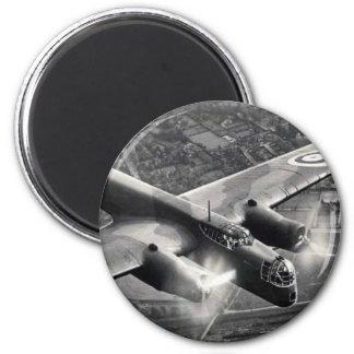 Imán de los aviones - Armstrong Whitworth Whitley