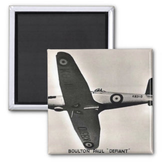 Imán de los aviones - Boulton Paul desafiante