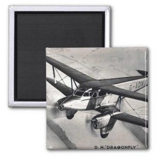 Imán de los aviones - libélula de Havilland