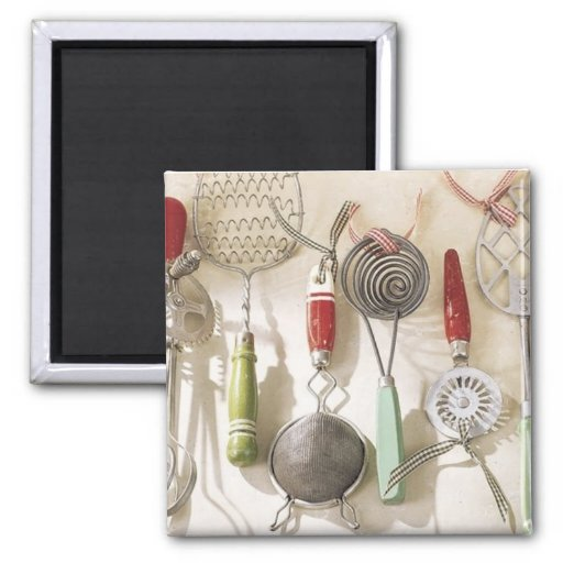 Im n de los utensilios de la cocina del vintage zazzle for Utensilios de cocina vintage