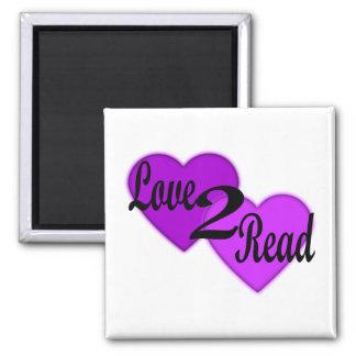 Imán de Love2Read