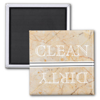 Imán de mármol del lavaplatos del estilo limpio y