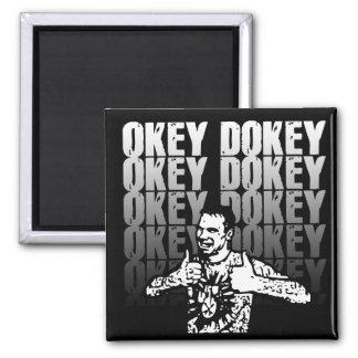 Imán de Okey Dokey