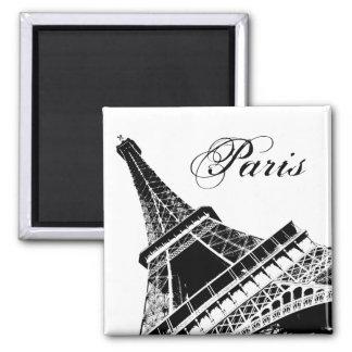 Imán de París de la torre Eiffel