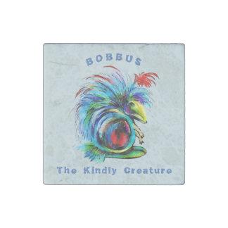 Imán De Piedra Bobbus la criatura bondadosa