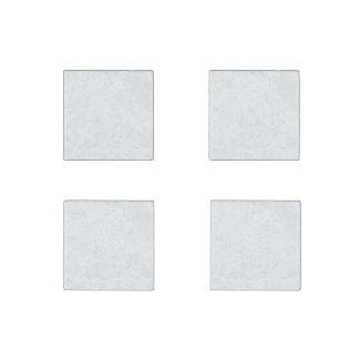 Imán de piedra de encargo (fije de 4)