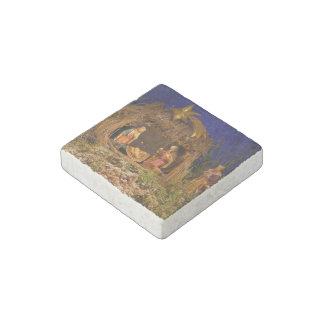 Imán De Piedra Escena de la natividad
