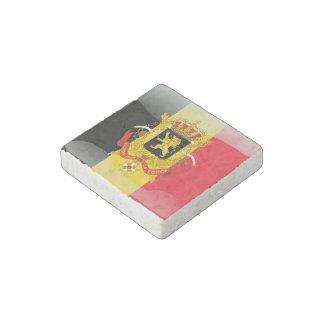 Imán De Piedra Escudo de armas belga