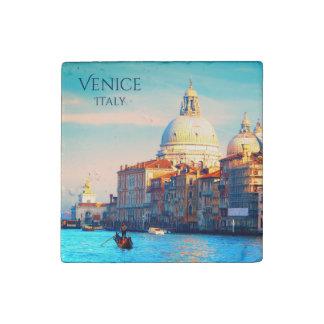Imán De Piedra Gran Canal - Venecia, Italia
