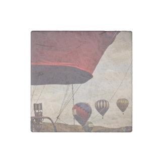 Imán De Piedra Raza del globo del aire caliente de Reno