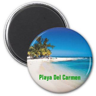 Imán de Playa del Carmen