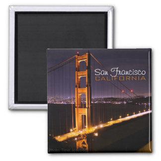 Imán de puente Golden Gate de San Francisco Califo