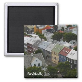 Imán de Reykjavik Islandia