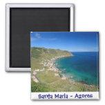 Imán de Santa María - de Azores