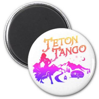 Imán de Teton Tang