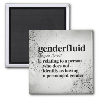 Imán Definición de Genderfluid - términos definidos de
