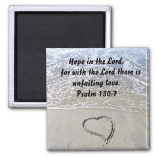 Imán del amor de dios