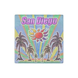 Imán del amor del verano de San Diego