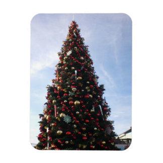 Imán del árbol de navidad #3