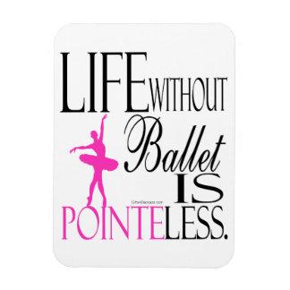 Imán del ballet de Pointeless