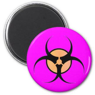 Imán del Biohazard del MB