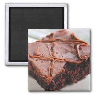 Imán del brownie
