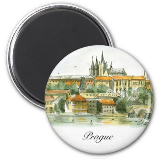 Imán del castillo de Praga