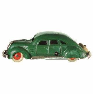 Imán del coche del juguete escultura fotografica