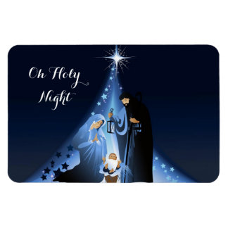 Imán del día de fiesta del navidad