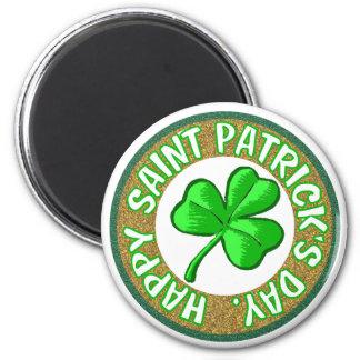 Imán del día de Patricks del santo