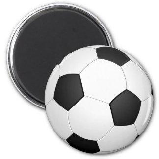 Imán del ejemplo del fútbol del balón de fútbol