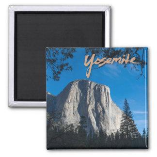 Imán del EL Capitan Yosemite