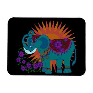 Imán del elefante indio