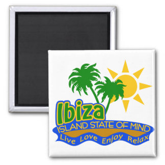 Imán del estado de ánimo de Ibiza