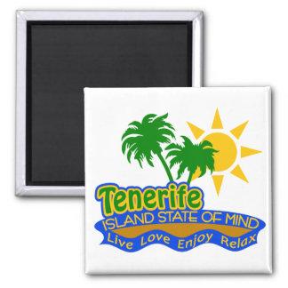 Imán del estado de ánimo de Tenerife