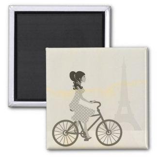 Imán del fashionista de París