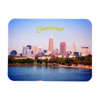 Imán del horizonte del lago (Cleveland OH)