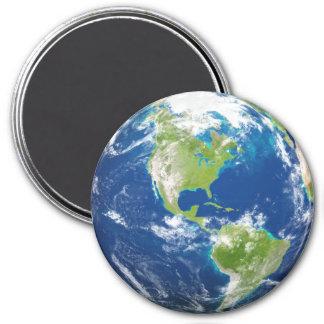 Imán del mundo de la tierra