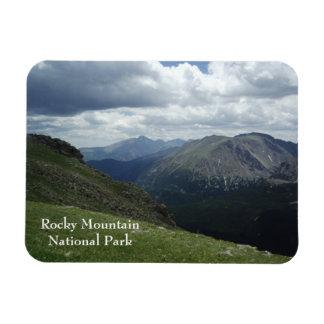 Imán del Parque Nacional de las Montañas Rocosas