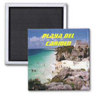 Imán del Playa del Carmen