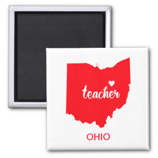 Imán del profesor de Ohio